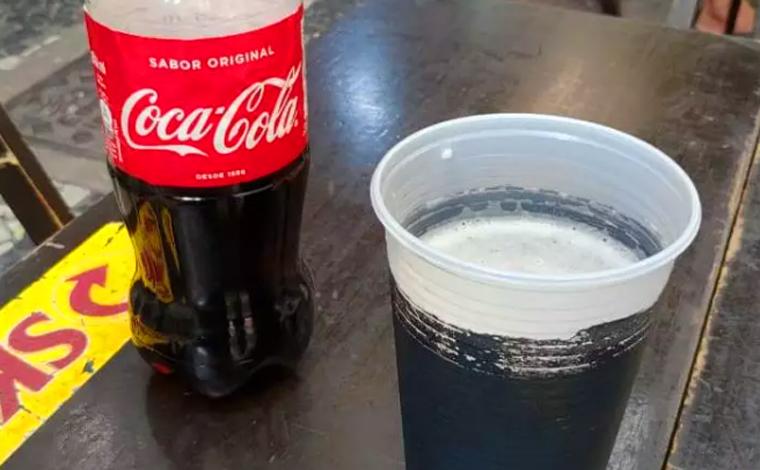 Áudio diz que copos estão sendo pintados para camuflar cerveja em bares de BH