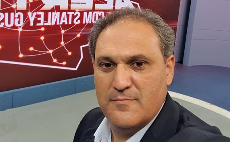 Morre aos 49 anos, o apresentador Stanley Gusman, da TV Alterosa, vítima de Covid-19