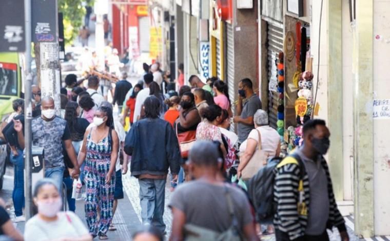 Comércio de Belo Horizonte anuncia 'desobediência civil' contra novo fechamento