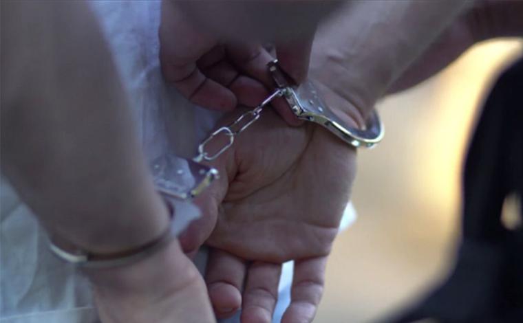 Homem é preso por ameaça e injúria durante festa no bairro Santa Helena em Sete Lagoas