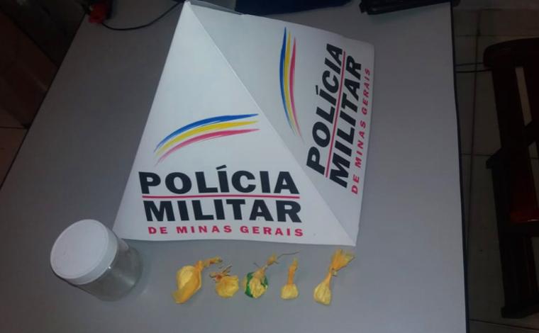 Menor é apreendido por tentativa de homicídio e tráfico de drogas no bairro Planalto em Sete Lagoas