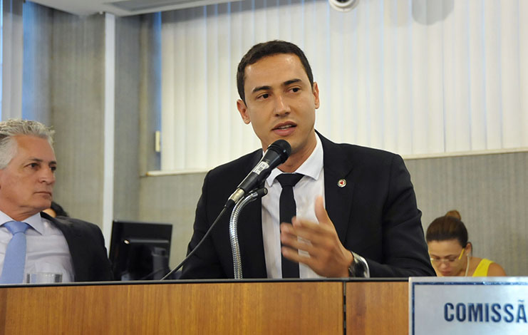 Deputado Douglas Melo assegura 19ª RISP para Sete Lagoas