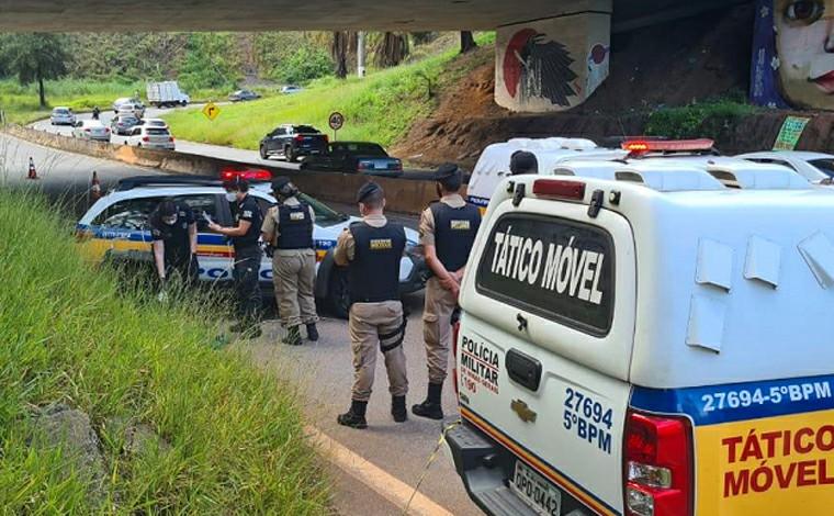 Corpo de criança é encontrado debaixo de viaduto às margens da BR-040