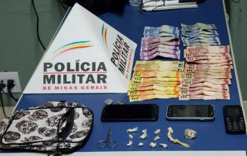 Homens são presos e menor apreendido por tráfico de drogas nos bairros Brejinho e Belo Vale