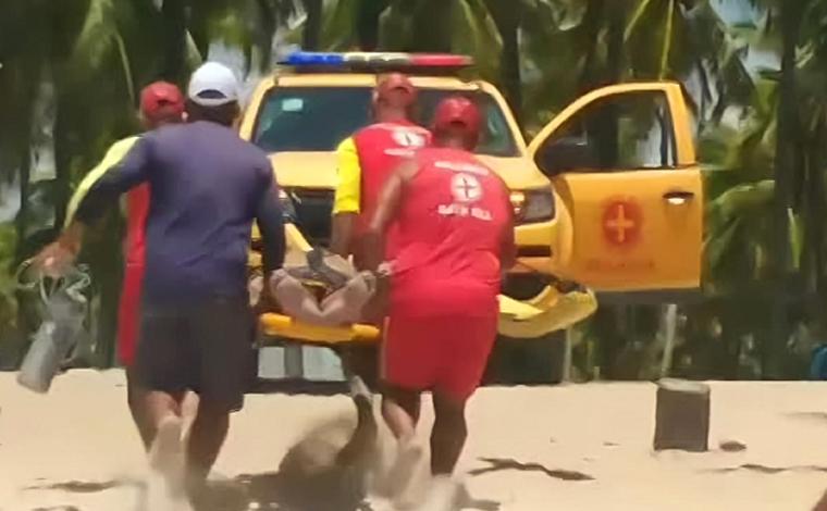 Médico mineiro é encontrado morto no mar de Porto de Galinhas em Pernambuco