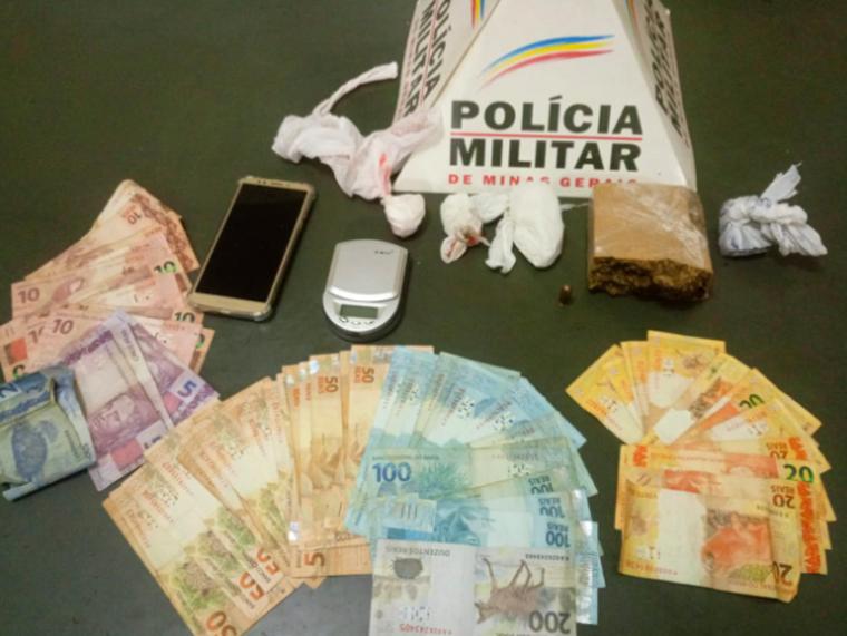 Homem é preso por tráfico em Paraopeba; drogas estavam escondidas na cueca do suspeito