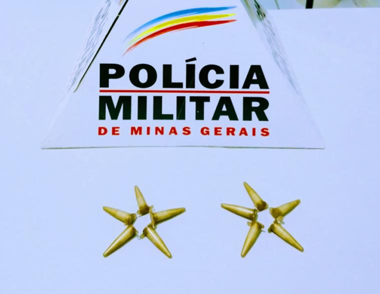 Polícia Militar prende homem por tráfico de drogas no município de Baldim
