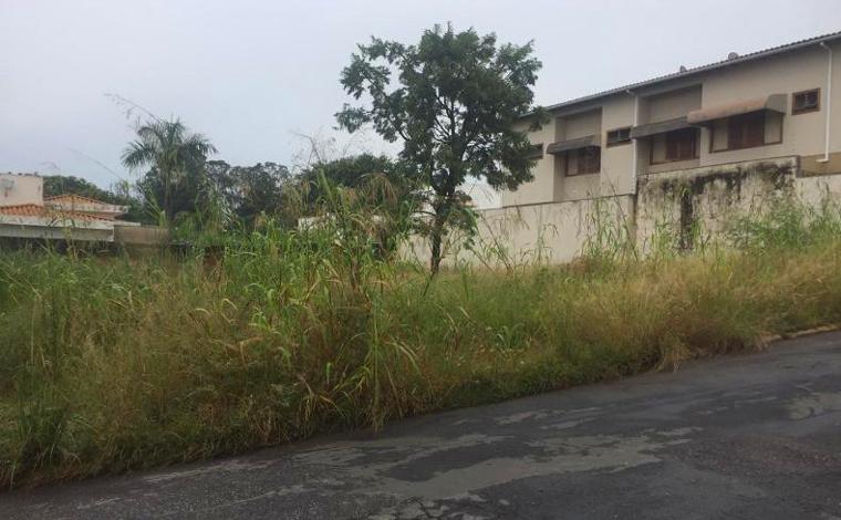 Proprietários de lotes em Sete Lagoas serão notificados para que limpem terreno em até dez dias