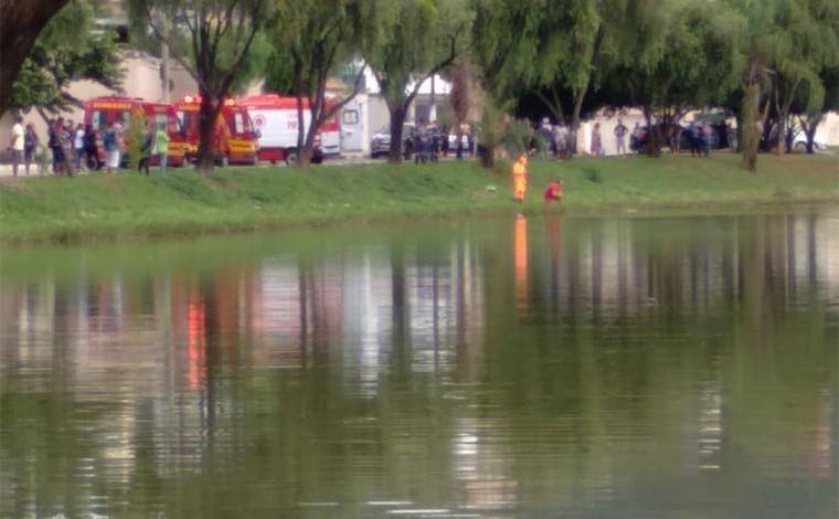 Homem morre afogado na Lagoa do Cercadinho