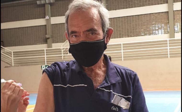 Sete Lagoas já imunizou 667 idosos contra a Covid-19