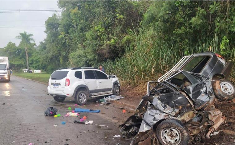 Cinco pessoas morrem após motorista embriagado provocar acidente de trânsito na MG-431