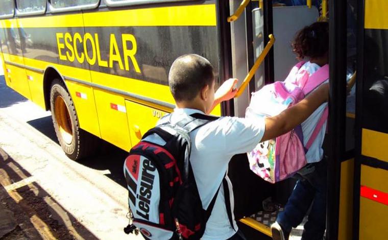 Prazo para cadastramento do transporte escolar gratuito é prorrogado até 15 de março