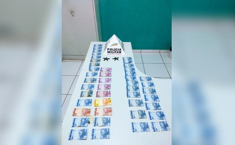 Mulher é presa por comercialização de drogas na cidade de Baldim
