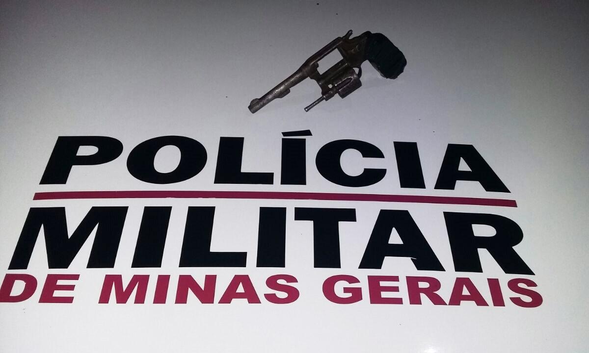 Dois homens são presos por porte ilegal de arma em Sete Lagoas