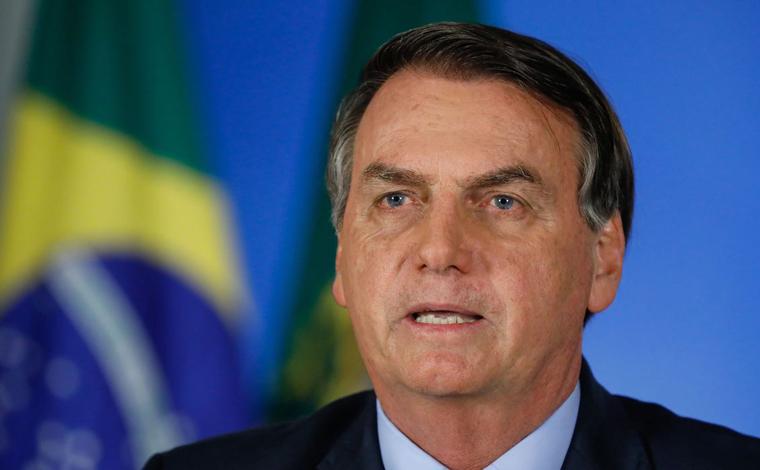 Jair Bolsonaro critica Petrobras e diz que vai zerar impostos federais no diesel e no gás de cozinha