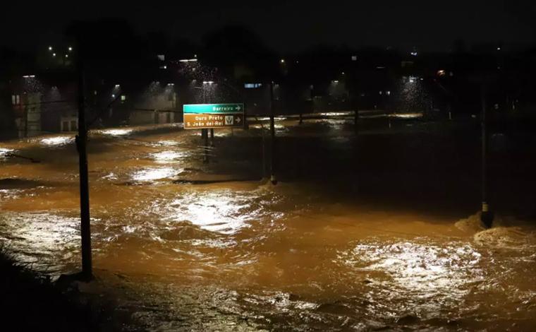 Minas Gerais tem 20 municípios em situação de emergência por devido períodos de chuvas