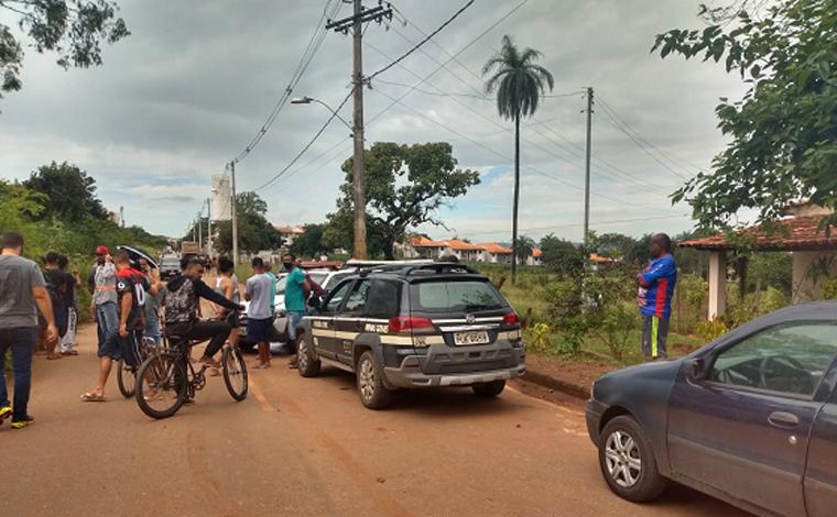 Atualização: Homem é morto com diversos tiros na cabeça no bairro Industrial em Sete Lagoas