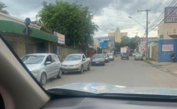 Temendo desabastecimento, motoristas fazem filas em postos de combustíveis de Sete Lagoas