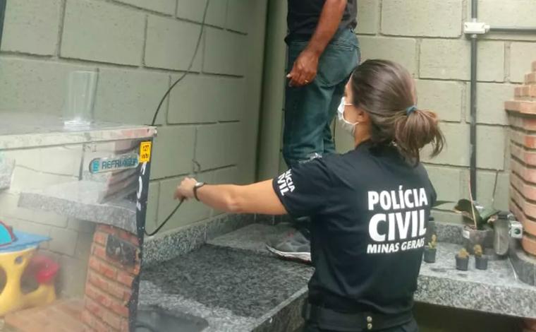 Dono de lava jato é preso suspeito de instalar câmeras em banheiro feminino de estabelecimento