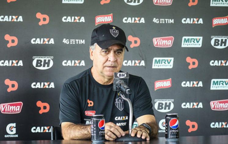 Marcelo Oliveira não é mais treinador do Atlético-MG