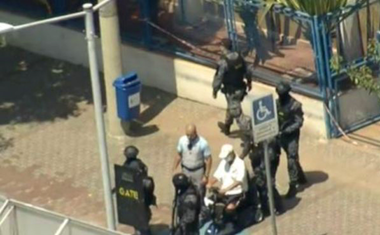 Cadeirante ameaça explodir agência do INSS com bomba após ter aposentadoria cortada em São Paulo