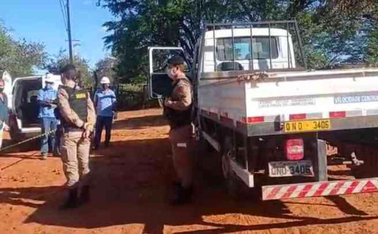 Vereador infectado com Covid-19 é preso ao tentar impedir corte de água em Januária
