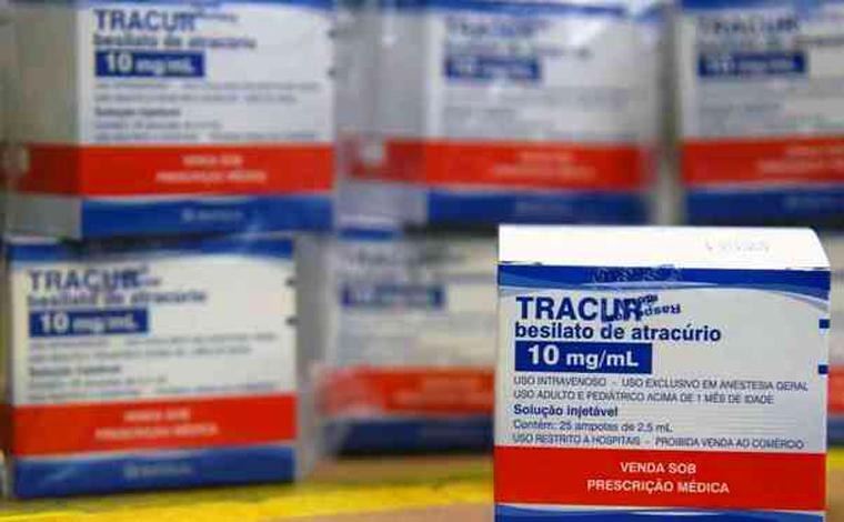 Funcionário de farmácia é preso por tentar vender remédio para intubação por R$ 3,5 mil