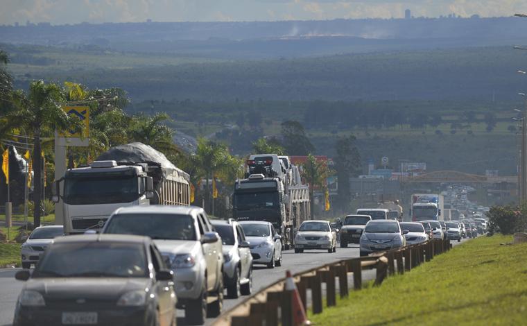 Minas Gerais registra 10 mortes e 180 feridos nas rodovias durante feriado da Semana Santa