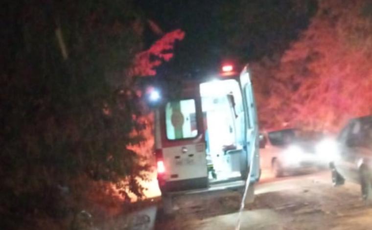 Motociclista morre após ser atingido por carro na estrada de Silva Xavier em Sete Lagoas