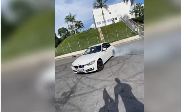 Polícia investiga influenciadores que fazem 'drift' com carros de luxo