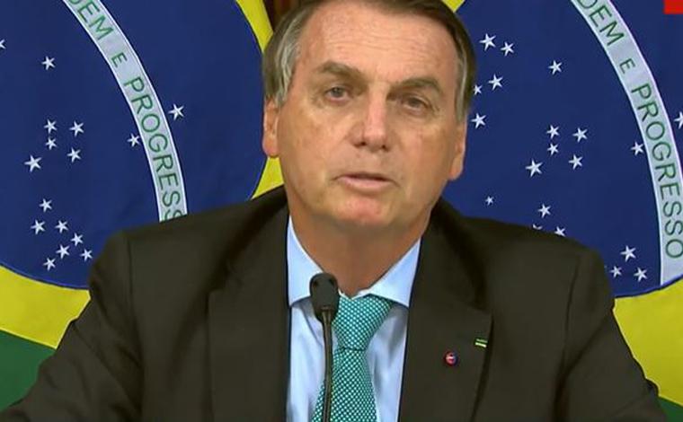 Bolsonaro promete reduzir emissões e pede 'justa remuneração' por 'serviços ambientais' prestados