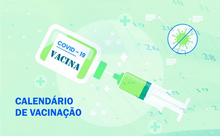 População de 63 anos recebe 1ª dose da vacina contra Covid nesta sexta-feira (23)