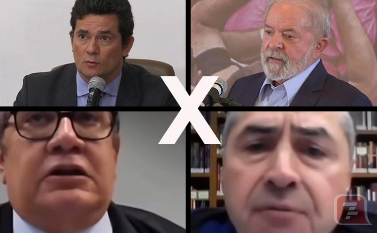 STF forma maioria para declaração de suspeição do ex-juiz Sérgio Moro no caso do triplex