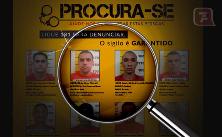 Segurança Pública divulga lista dos criminosos mais procurados em Minas