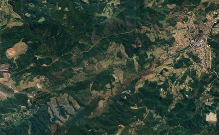 STJ vê risco de ruptura e barra funcionamento de barragem da Vale em Barão de Cocais