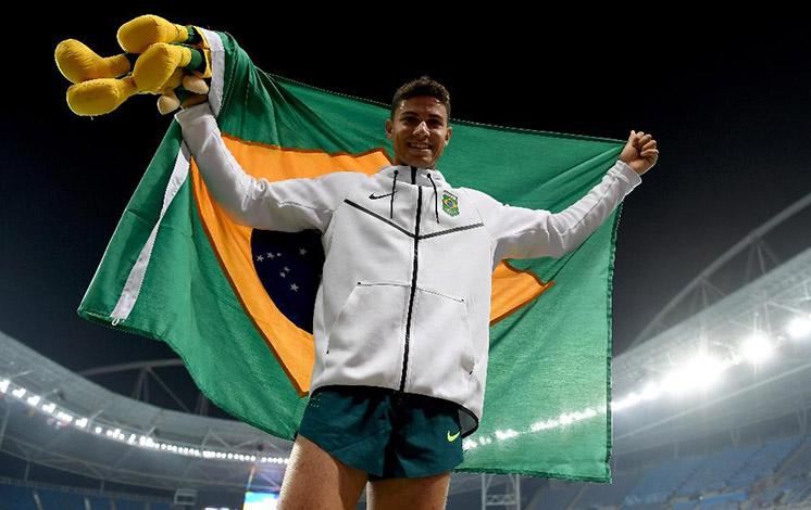 RIO 2016: Thiago Braz e Isaquias Queiroz garantem mais duas medalhas para o Brasil