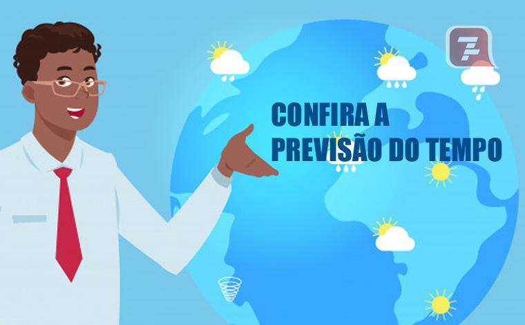 Previsão do tempo para Minas Gerais nesta segunda-feira, 26 de abril