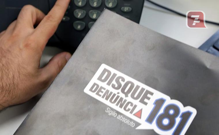 Disk Denúncia 181 atinge 1 milhão de denúncias recebidas