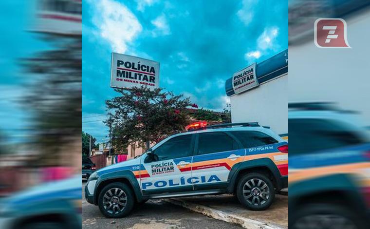 Papagaios - PM prende autor de furto de celular, suspeito de praticar outros furtos na cidade