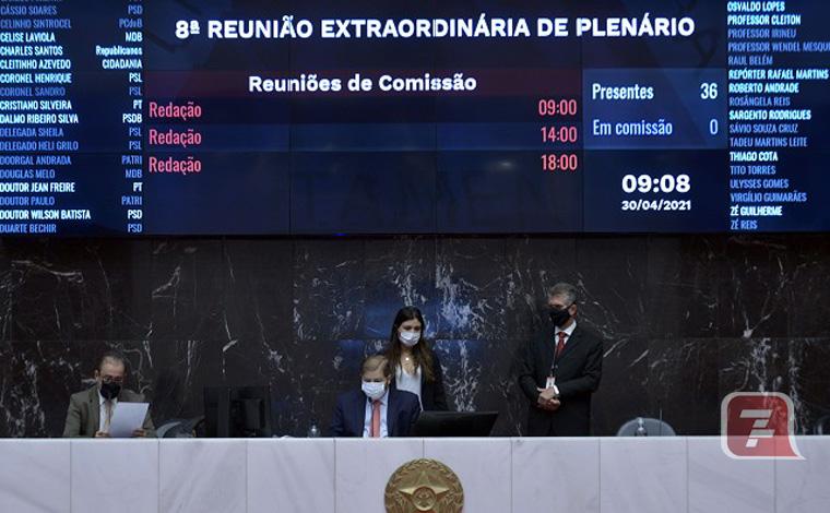 Deputados estaduais aprovam auxílio emergencial de R$ 600 para famílias em extrema pobreza
