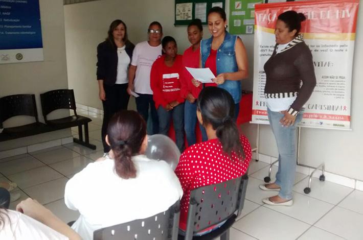 Ações educativas marcam comemorações ao Dia Mundial de Combate a Aids