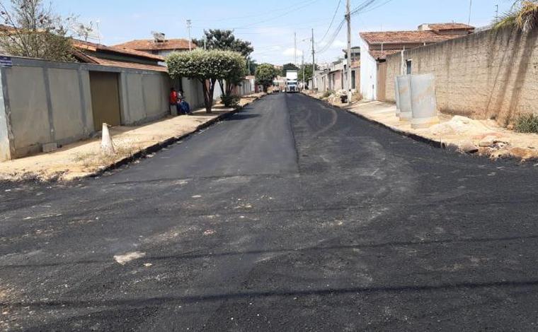 Ruas do bairro Bela Vista II em Sete Lagoas recebem obras de pavimentação e drenagem pluvial