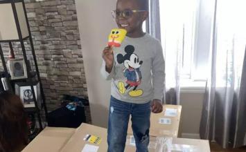 Menino de 4 anos compra cerca de R$ 13 mil em picolés do Bob Esponja no cartão da mãe