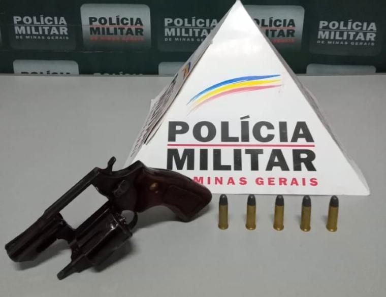 Polícia Militar encerra baile funk e apreende menor com arma de fogo no bairro Itapoã em Sete Lagoas