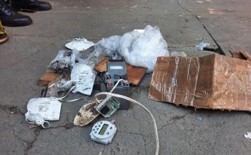 Bomba é enviada como presente para lar de idosos em Uberlândia