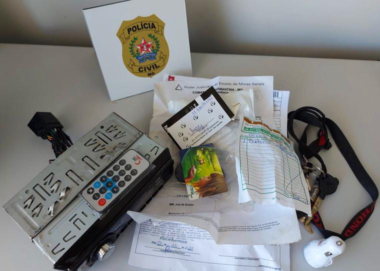 Estelionatário de Sete Lagoas é preso ao tentar comprar joias em Montes Claros usando dados falsos