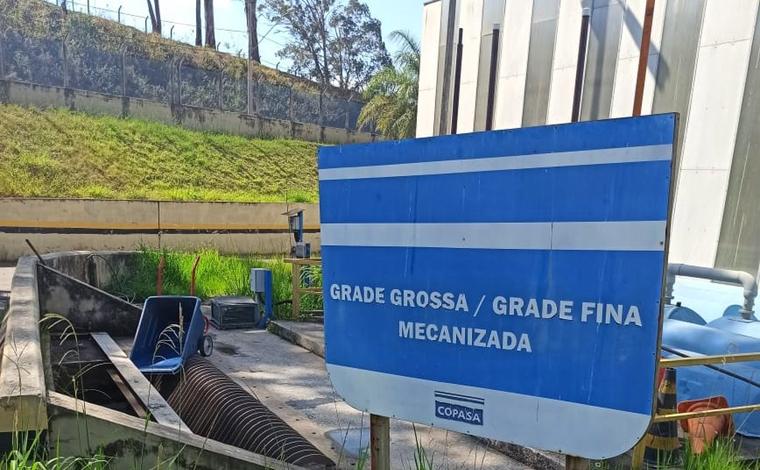 Feto é encontrado em rede de esgoto da Copasa na região Leste de Belo Horizonte