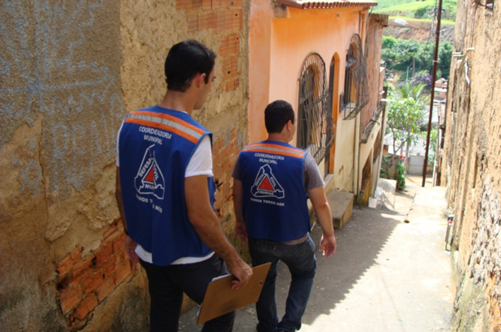 Defesa Civil Estadual capacita agentes para minimização de desastres