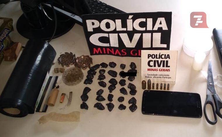Polícia Civil realiza operação de combate a furto em condomínio em Fortuna de Minas