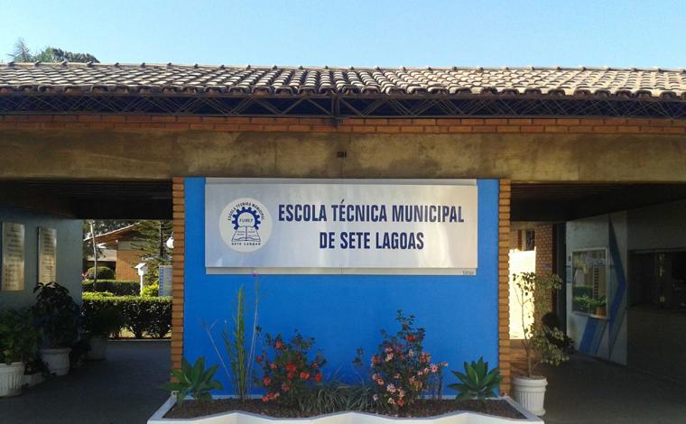 Inscrições para o processo seletivo da Escola Técnica de Sete Lagoas encerra no próximo dia 26
